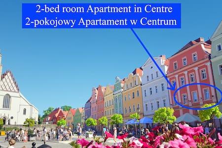 OZONOWANY Apartament Przy Starówce - Bella