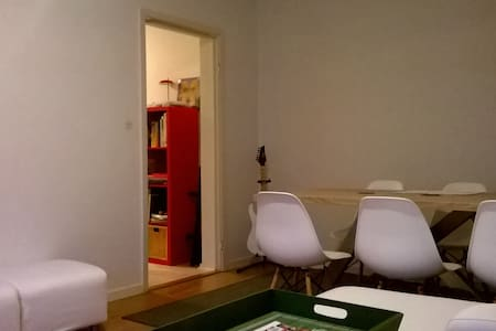 Cozy apartment with balcony close to the center! - Norrköping