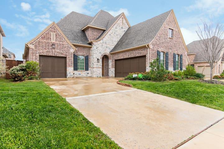 A Beautiful Home near DFW/Dallas Airport