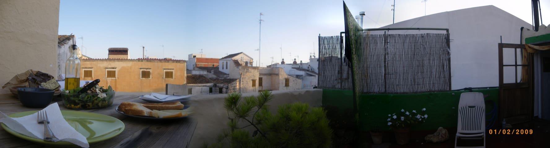 Habitacion individual céntrica Ciutadella - Ciutadella de Menorca