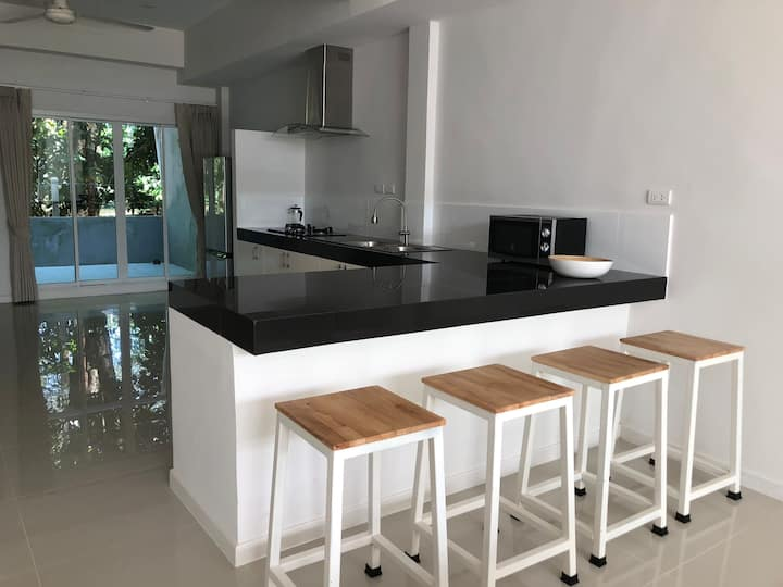 Isara Khao Lak 2 bedroom with forest view B3