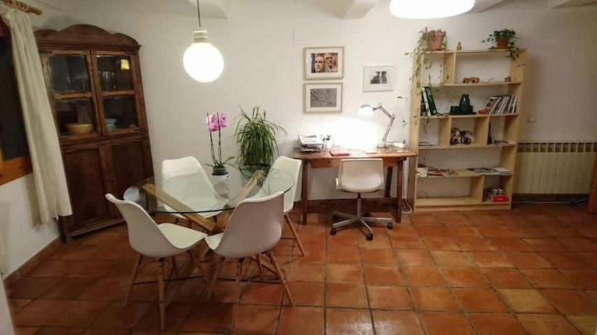 Espacioso cómodo y con wifi en Casco Antiguo