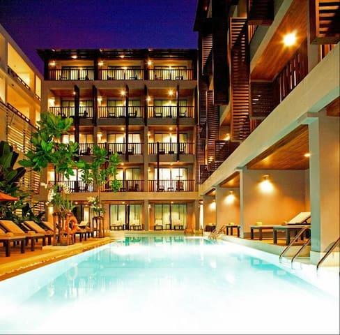Aonang Krabi Great hotel&location&pool,Near beach!