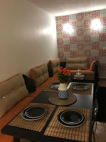 Un Salon privé pour nos invités