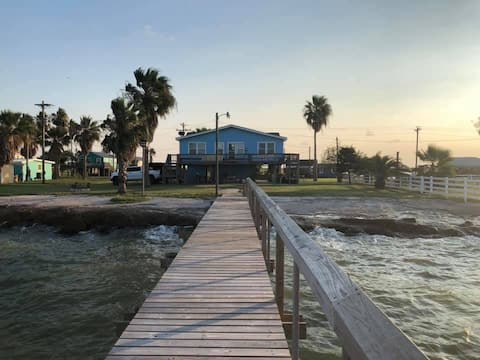 The Salty Ranch- Family Fishing Paradise