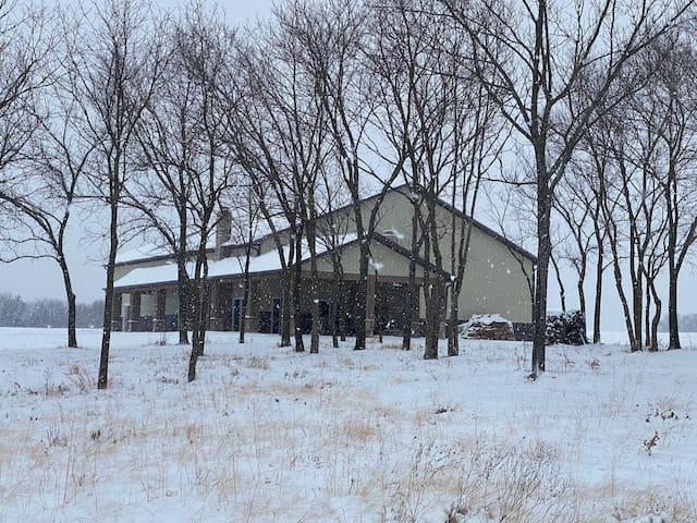Lodge + 320 Pristine Acres to Explore