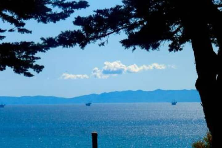 Summerland Ocean View Cottage