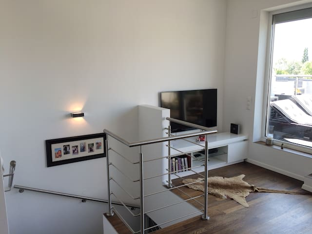 Modern, spacious apartment with a great view - Mödling - Leilighet