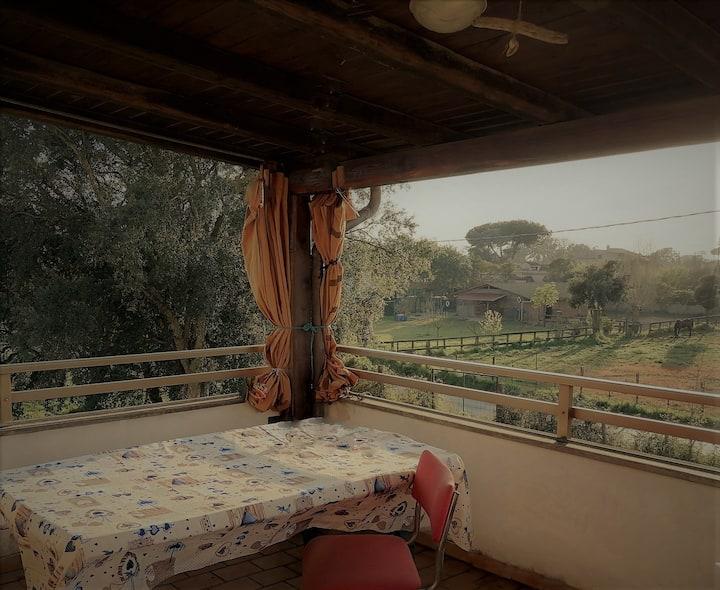 Appartamento nel verde a Nettuno (RM)