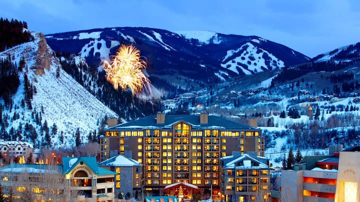 New Years  Westin Riverfront Villas - Beaver Creek