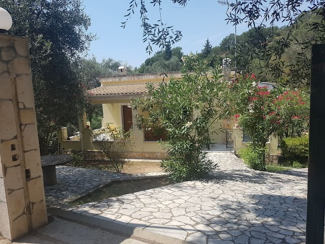 Ionian traditional villa