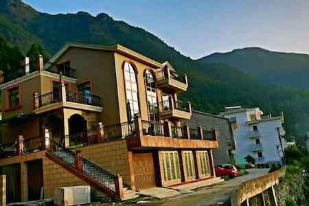 海拔1000米山腰梯田别墅,静得只剩下呼吸。 - Wenzhou - Villa