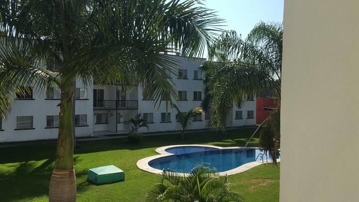 Agradable departamento en Yautepec, Morelos-