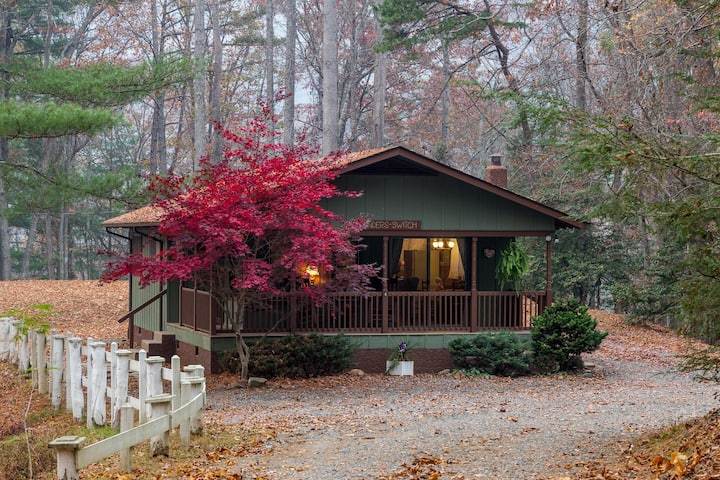 Bryson city, easy access, close to attractions, GS