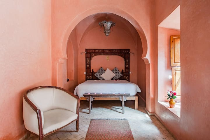 Charming Suite in the Heart of Marrakesh