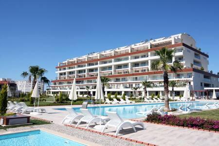 Babylon beach apartment - Manavgat - Huoneisto