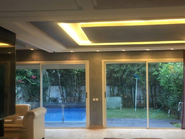 Superbe Villa avec piscine privée front de mer