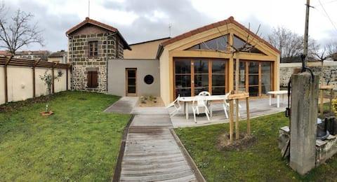 Ancienne Maison de vigne rénovée