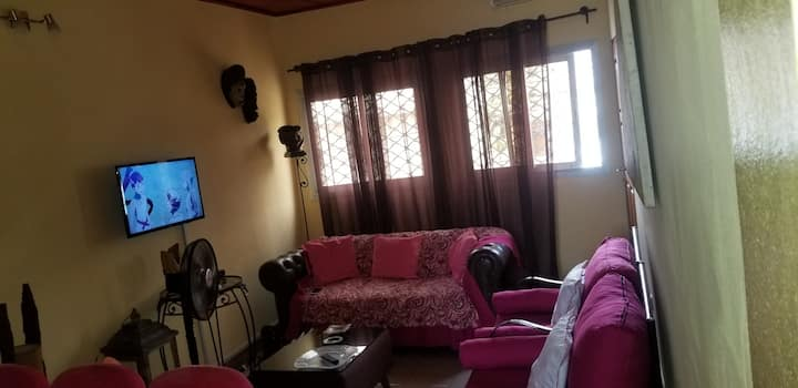 PATY HOME : Appartement ethnic chic.