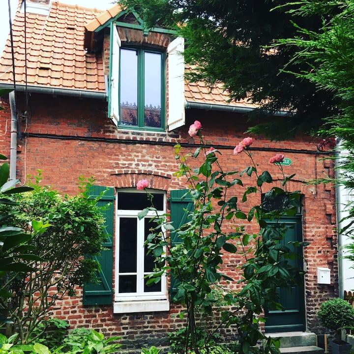 Villa Angèle: Maison de ville Le Touquet