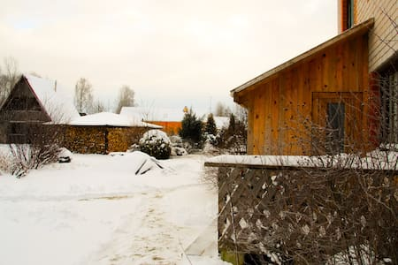 Discover the nature, stay at the country house - Vecumnieki - Casa