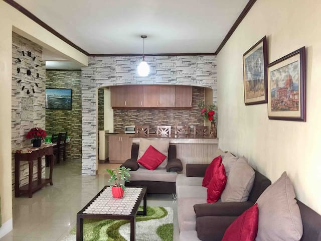 Furnished Townhouse beside SM Molino Bacoor Cavite