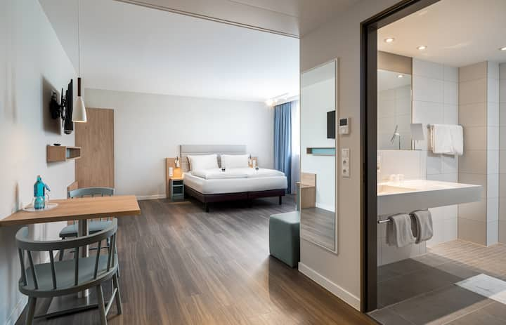 Wohnen auf Zeit in Oberhausen , Apartment