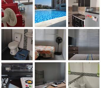 Beautiful new apartment in Las Palmas Caranday