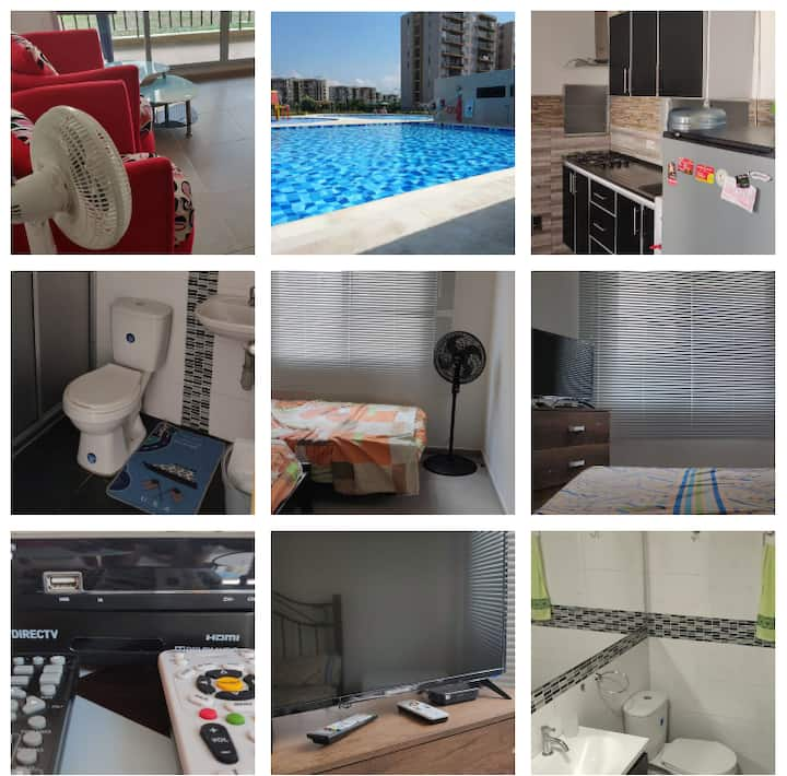 Beautiful new apartment in Las Palmas Caranday