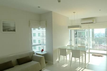 !!!New Cozy Private 2 Bedroom & Bathroom | 4Guest - 曼谷 - 公寓