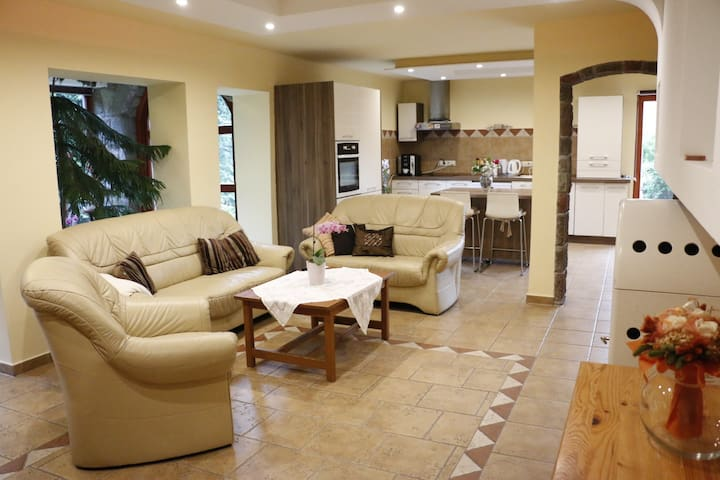 Comfortable home for families