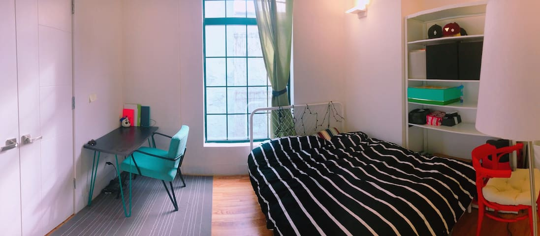 Spacious Modern Private Room in Brooklyn NY
