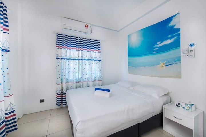 懒洋洋·小舍/XXL Homestay, ROOM 11 (幸福大床房)+独立浴室
