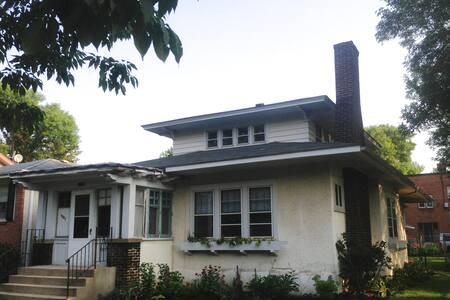 Sunny Suite In Merriam Park - Saint Paul