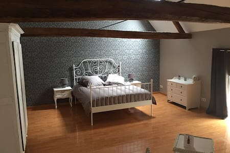 Secrets de Loire - Saint-Nicolas-de-Bourgueil - Bed & Breakfast