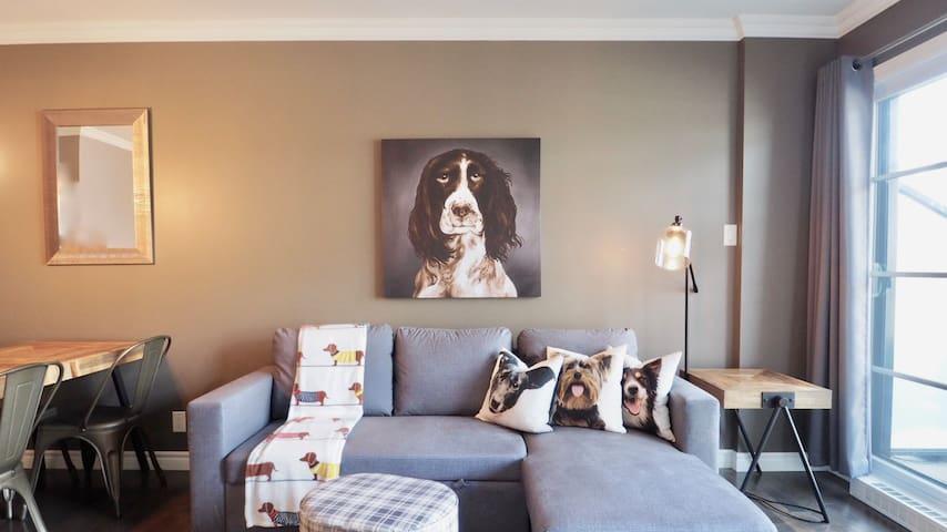L'appartement du Maître - Chutes-Montmorency