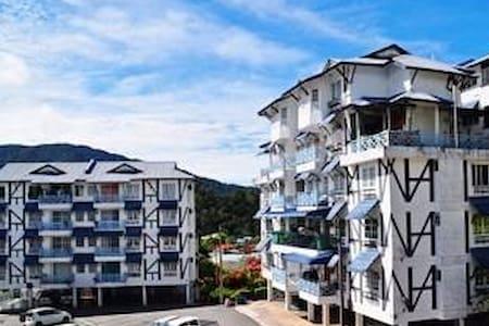 SA Apartments @ Desa Anthurium - Tanah Rata