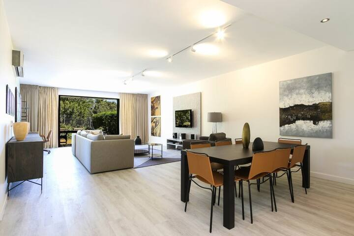 Casa Verde - Luxury family Apt in Camps Bay