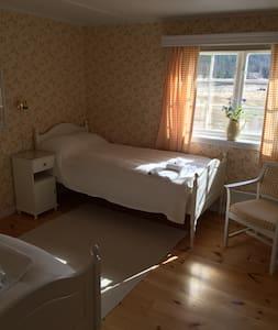 Horstad Gård - Grova - Twin Room private bath