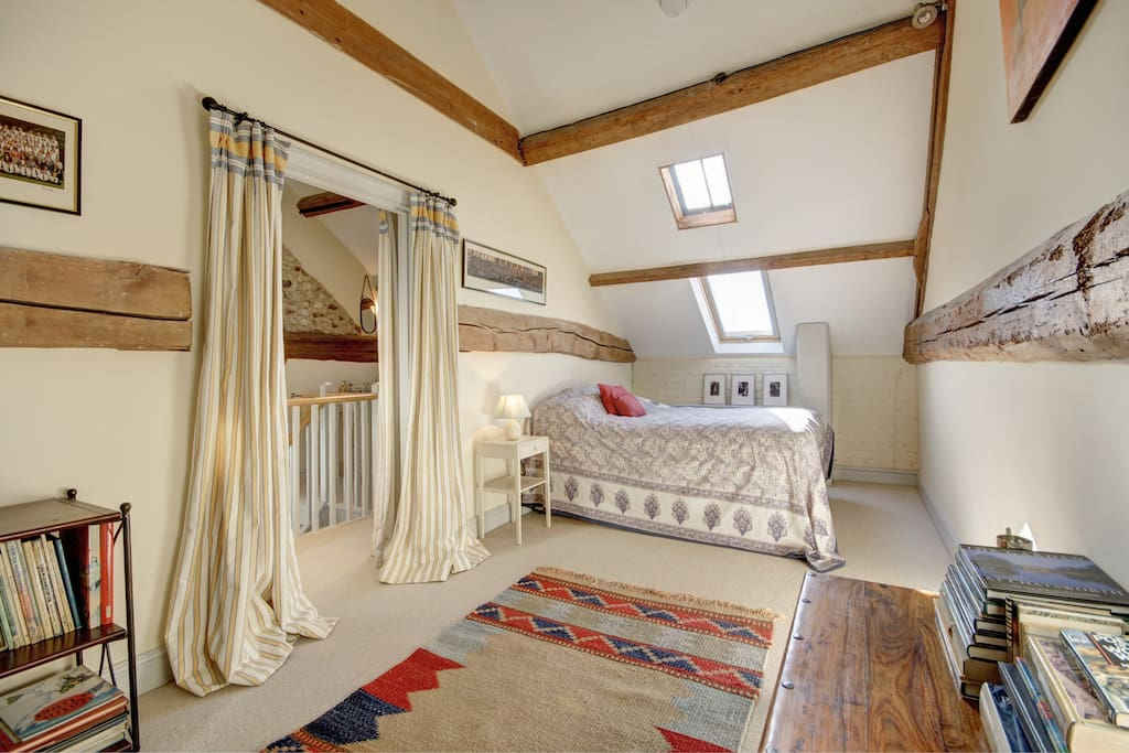 Second Bedroom (Twin Double Beds)