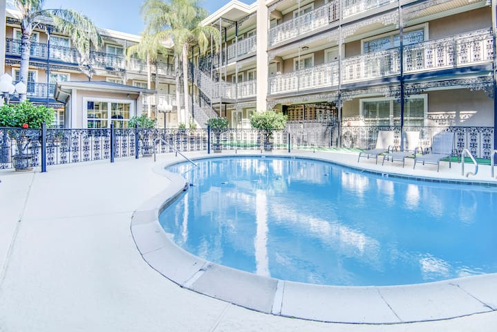 Plaza Suites of Metairie - c New Orleans sleeps 2