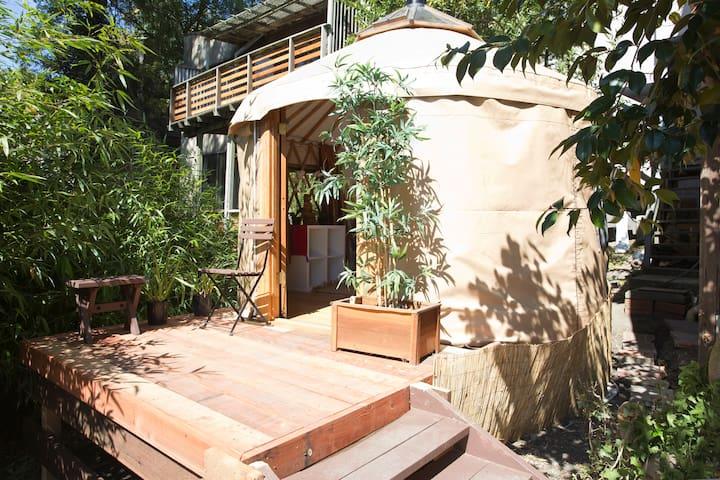 A Zen Retreat - Berkeley - Yurt