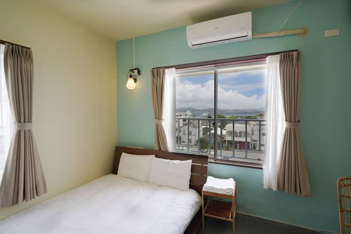 交流型ホテル。旅、長期滞在大歓迎、立地good、連泊お得