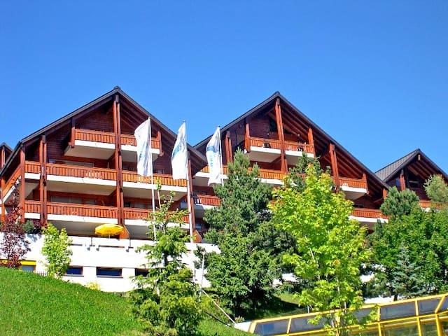 Splendide appartement à Ovronnaz (Valais, Suisse)
