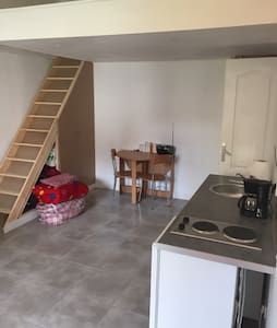 Beau studio style loft - Saint Denis