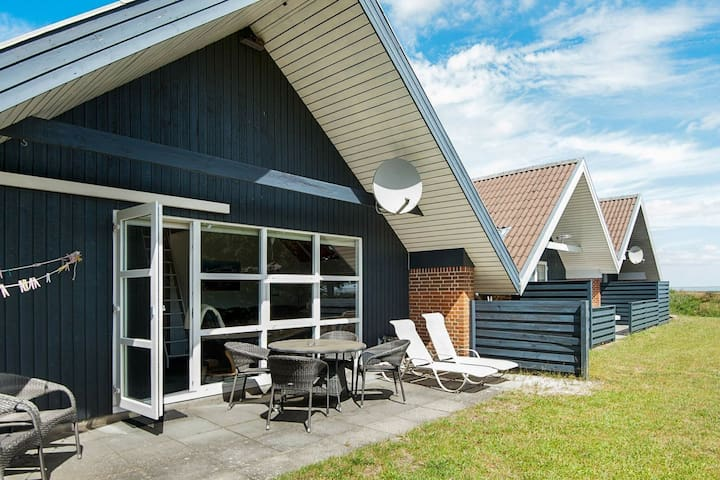 Quaint Holiday Home in Rømø with Sea-view