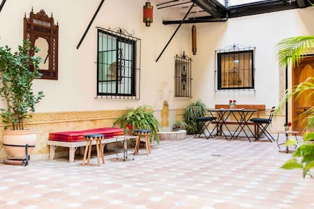 Gorgeous apartment in the centre of Jerez - Apartamento