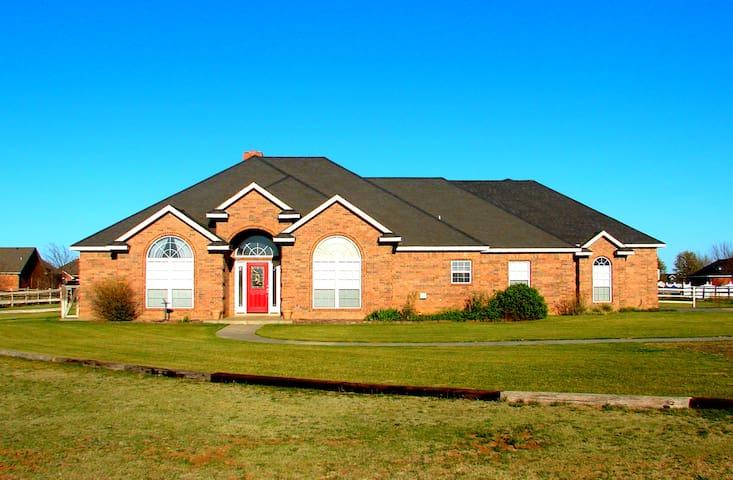 Country Home by Palo Duro Cnyn, WTAMU & AMA -TX Rm