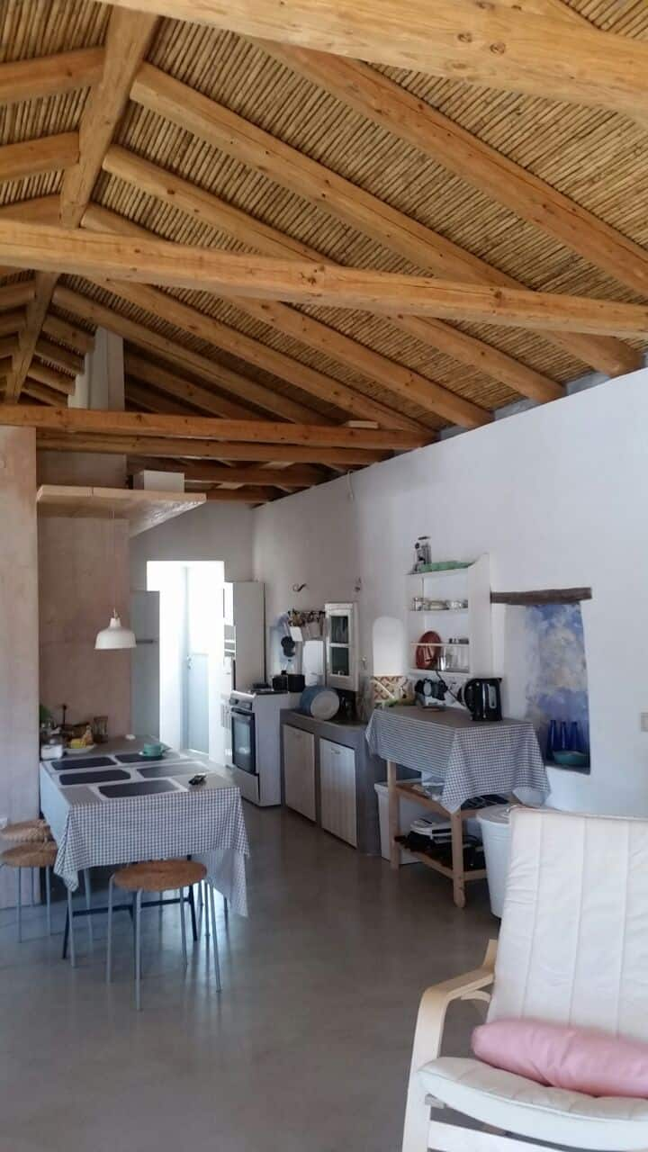 Fully Renovated Stone House in Richea, Laconia