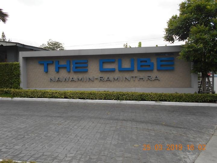 The Cube Condo นวมินทร์ รามอิทรา